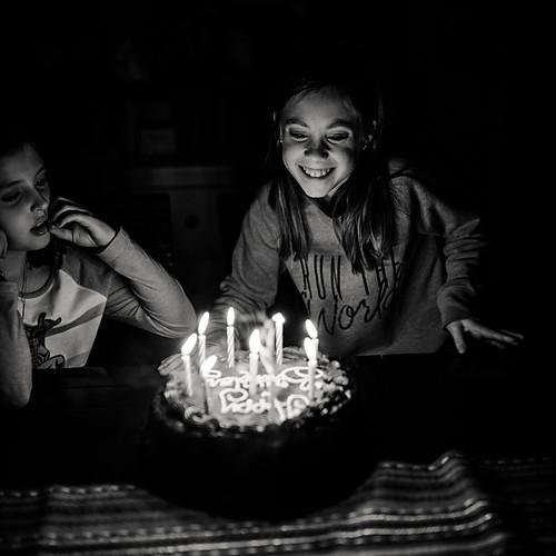 Zoe and Madison's birthday '19