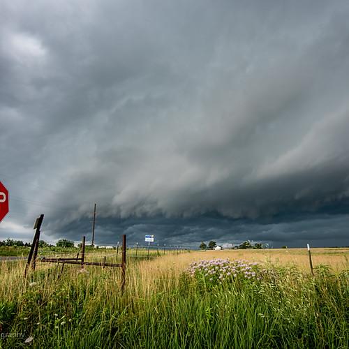 Storm June 2018