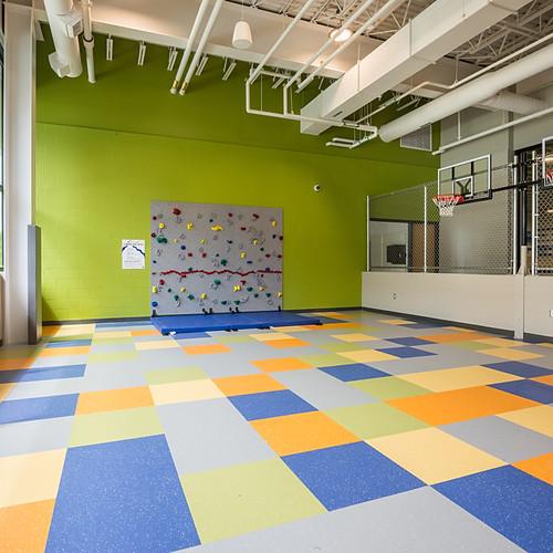 Lenexa Rec Center - architectural