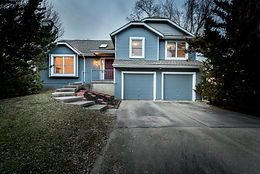 Evening real estate photography package