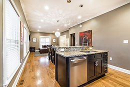 Standard real estate photography package (small to medium properties)