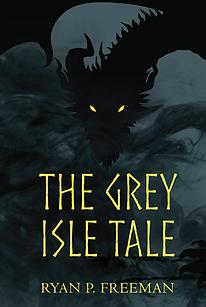 Ryan P. Freeman author Grey Isle Tale