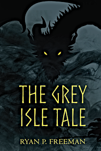 Ryan P. Freeman author Grey Isle Tale