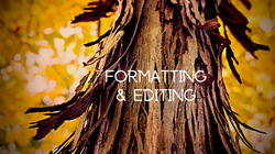 Editing & Formatting