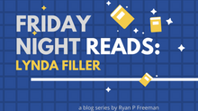 Friday Night Reads: Lynda Filler