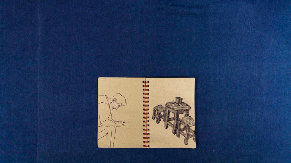 2016 Sketchbook No. 33