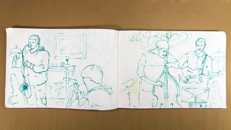2017 Sketchbook No. 42