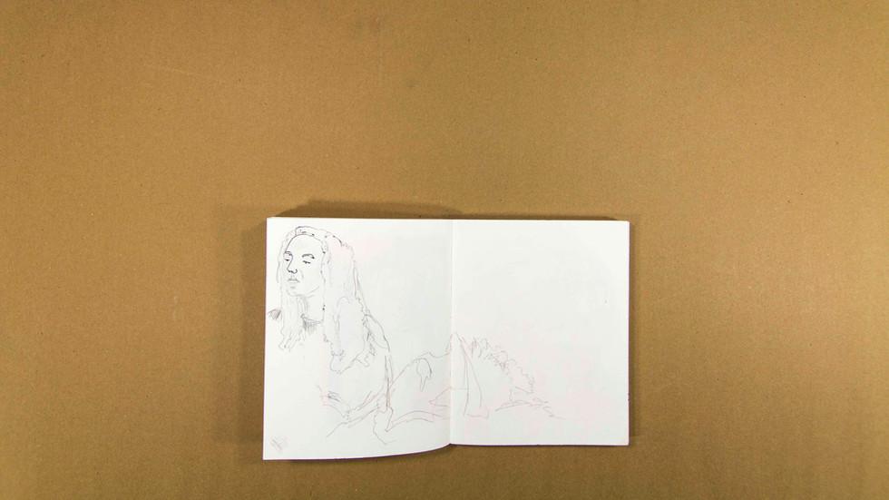 2019 Sketchbook No. 47