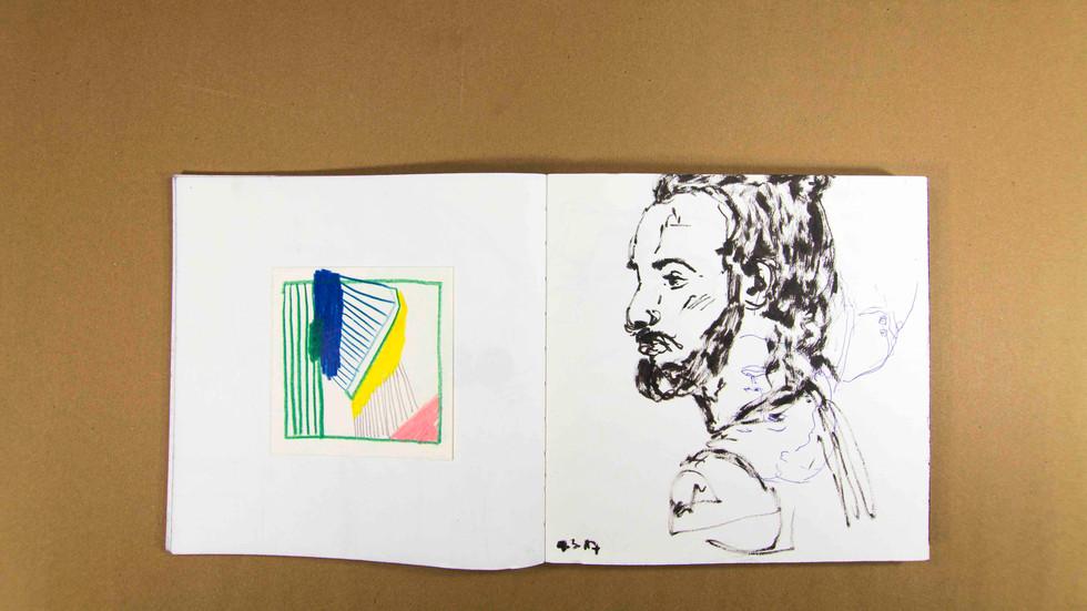 2017 Sketchbook No. 35