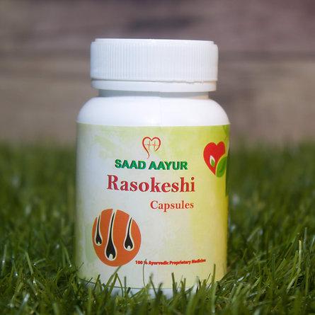 Rasokeshi: Ayurvedic medicine for hair problems