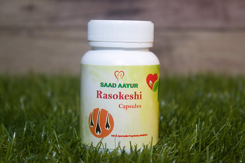 Rasokeshi: Ayurvedic medicine for hair problems