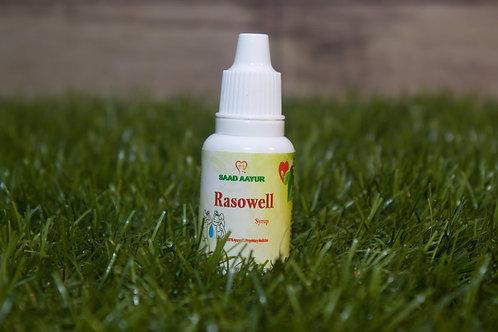 Rasowell: Ayurvedic medicine for immunity