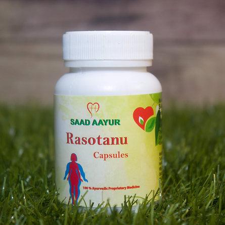 Rasotanu: Ayurvedic medicine for weight loss