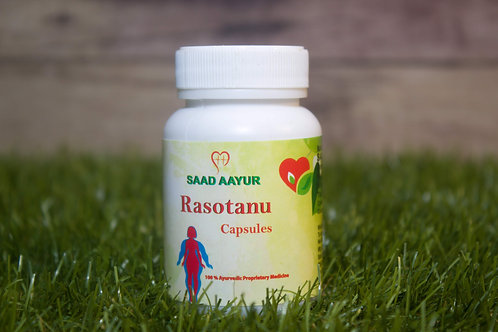Rasotanu is an Ayurvedic medicine that is the easiest and fastest way to reduce fat.