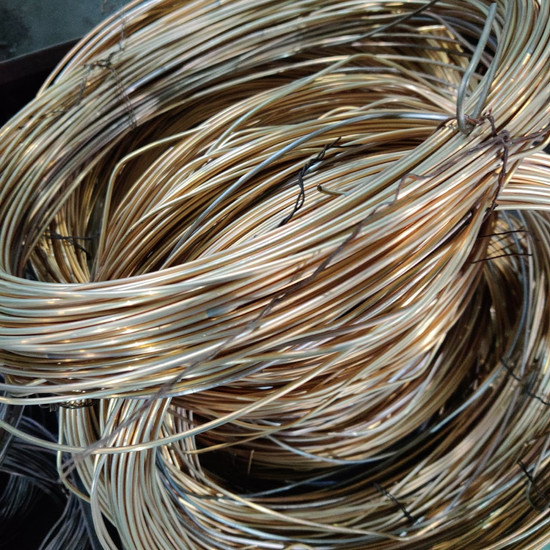 Brazing wire manufactured by Mathure Metal Works Pvt. Ltd.