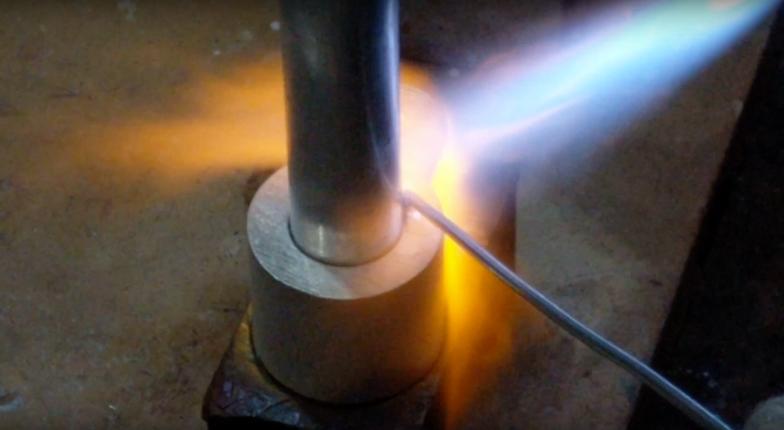 Aluminium to Aluminium brazing