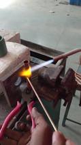 Copper to Copper brazing