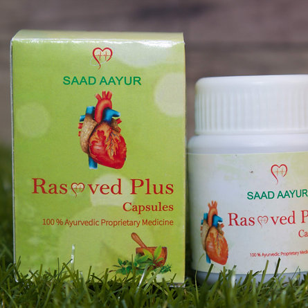 Rasoved Plus: Ayurvedic medicine for Heart
