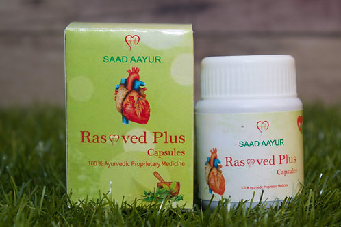 Rasoved Plus is an Ayurvedic medicine and an affordable way to cure your heart diseases and blockages.