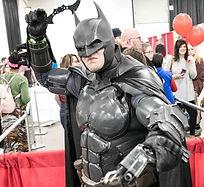 League of Enchantment Board Member Grant as Batman