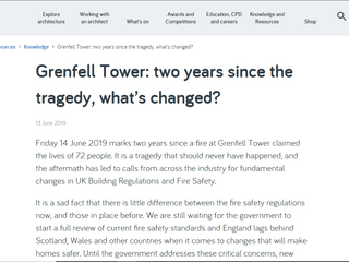 Grenfell Tower: two years since the tragedy, what's changed?