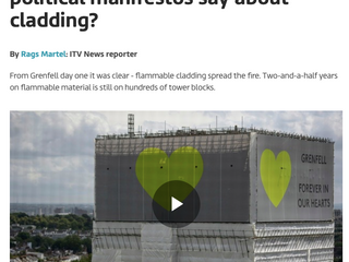 Grenfell Tower Fire: Political Manifestos