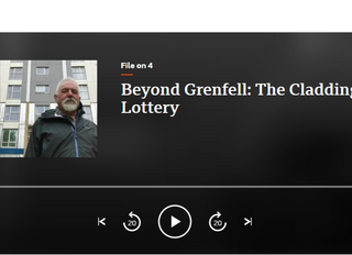BBC Beyond Grenfell: The Cladding Lottery