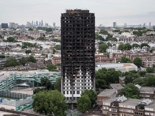 Resident calls for combustible cladding ban ignored in final Hackitt report