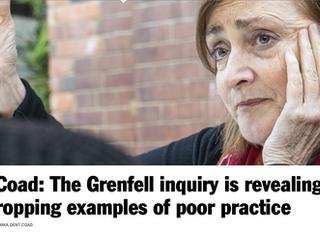 Emma Dent Coad - Grenfell Inquiry Highlights Failings