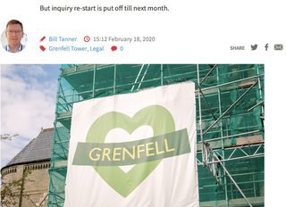 Grenfell immunity decision due