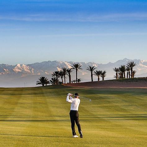 Golf d'Assoufid Marrakech