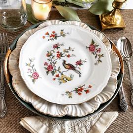 Elegant Dinner Table Settings
