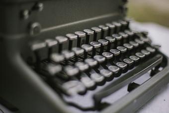 Typewriter Guest Book Wedding