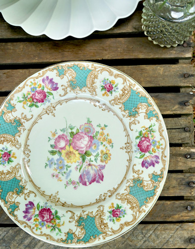 Floral Table China