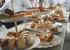 High Tea Party Tiered Stands