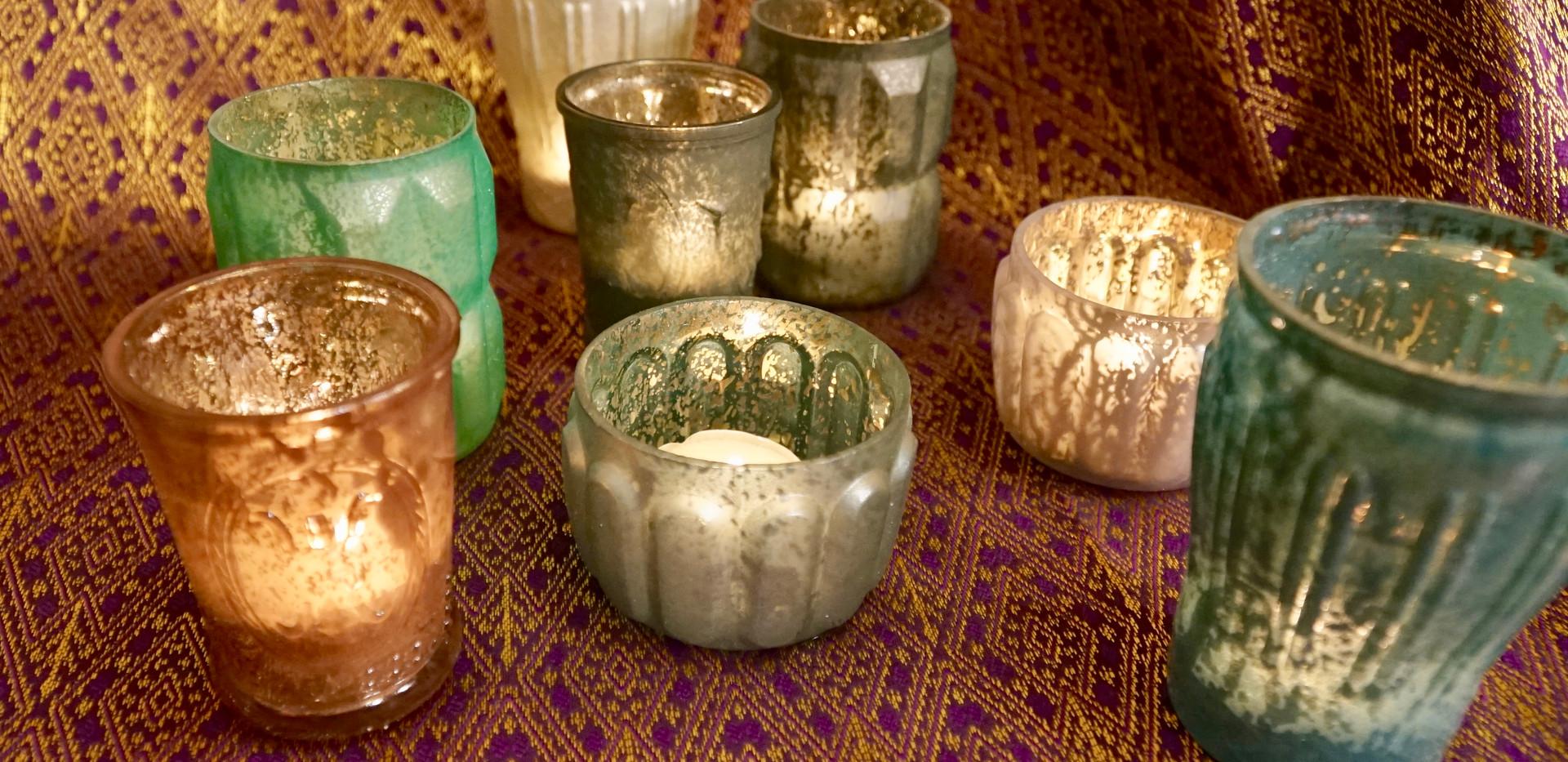 Boho Candles