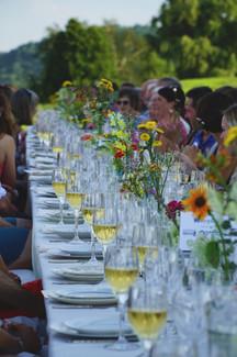 farm dinner table farm-to-table