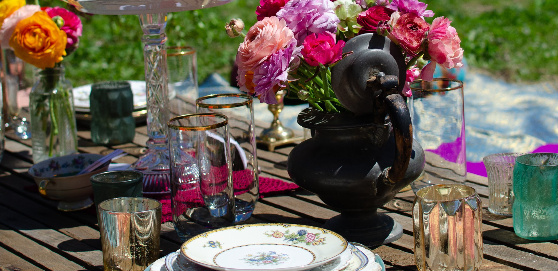 Event Decor and Florals