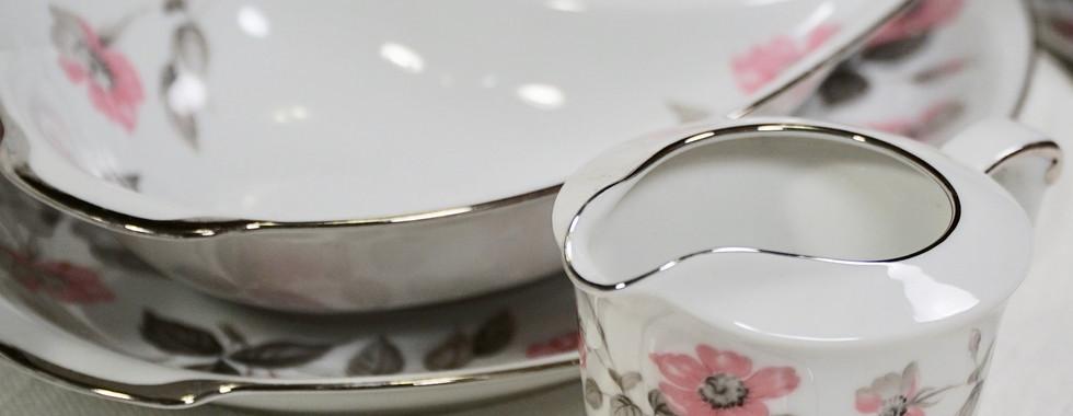 Sugar Bowls and Creamers