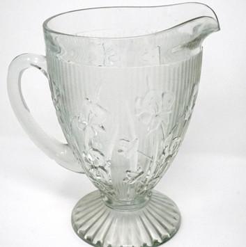 vintage water pitcher beverage