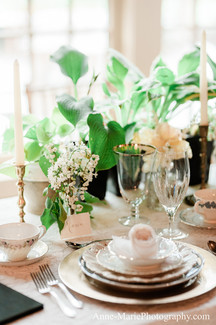 Classic and Sophisticated Table Settings