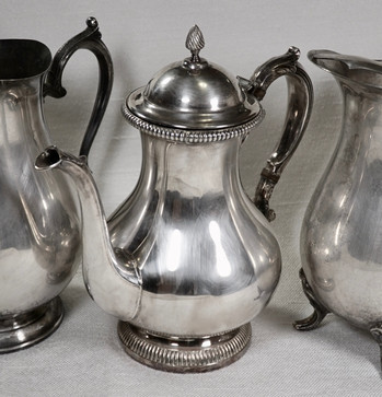 Silver Serving Pitchers