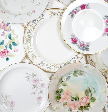 Dessert and Bread Plates