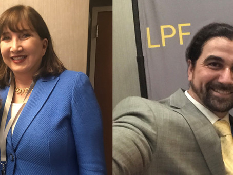 The Best of (My Time at) the LPF 2021 Convention