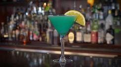 Nicel Poured Island Martini