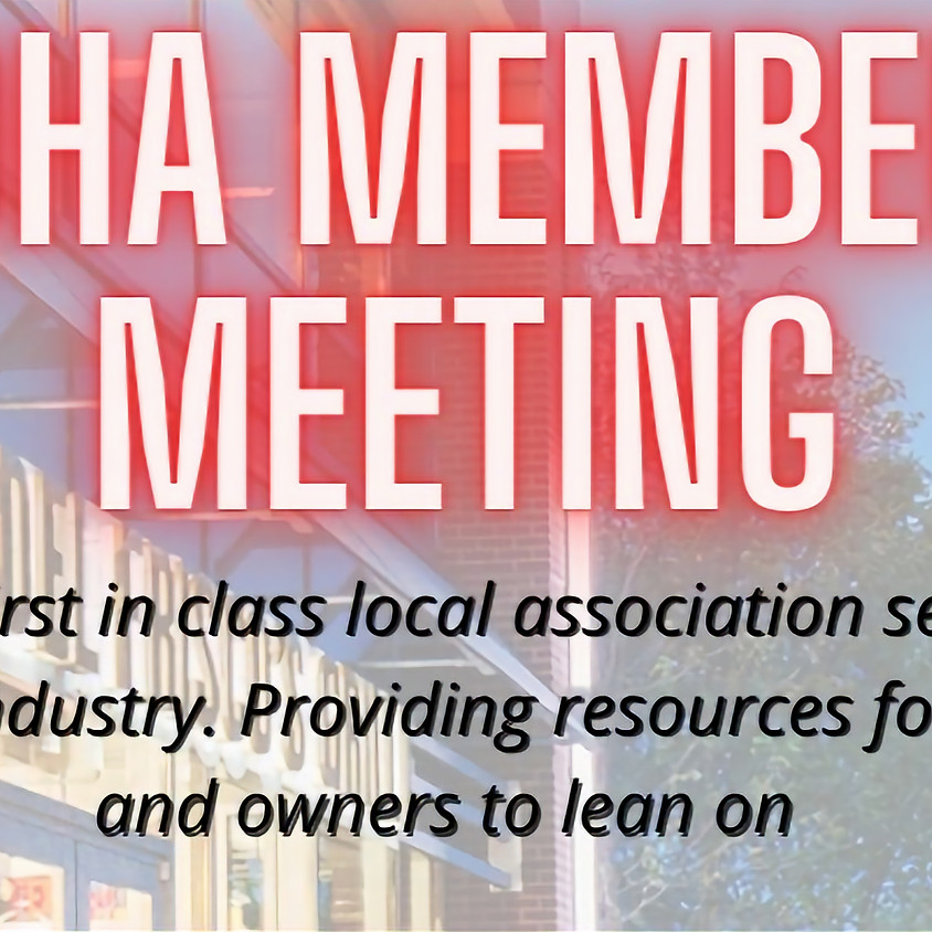 HoHA Members Meeting: Presenter Andrew Hickey of 7Shifts