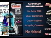 CNOR Querétaro 26 y 27 de septiembre