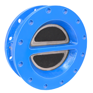 Dual Plate Check Valve - (Flanged)