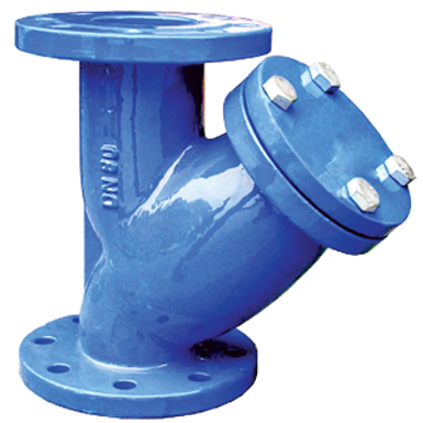 'Y' Strainer - (Flanged)