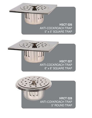 SS Anti Cockroach Trap